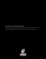 Iconic Characters (PFRPG)