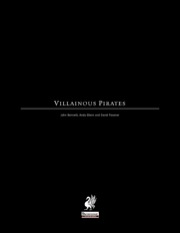 Villainous Pirates (PFRPG) PDF