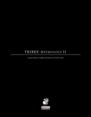 TRIBES: Anthology II (PFRPG)