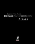 Dungeon Dressing: Altars (PFRPG) PDF