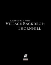 Village Backdrops: Thornhill (PFRPG) PDF