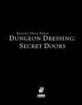 Dungeon Dressing: Secret Doors (PFRPG) PDF