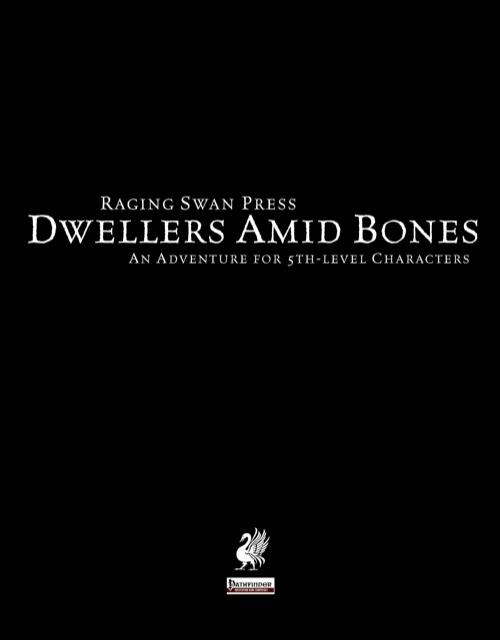 Cover of Dwellers Amid Bones