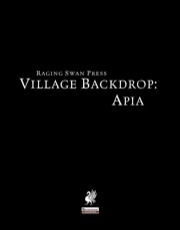 Village Backdrop: Apia (PFRPG) PDF