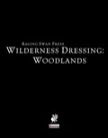 Wilderness Dressing: Woodlands (PFRPG) PDF