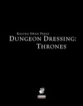 Dungeon Dressing: Thrones (PFRPG) PDF