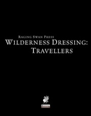 Wilderness Dressing: Travellers (PFRPG) PDF