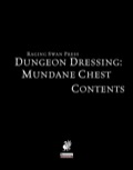 Dungeon Dressing: Mundane Chest Contents (PFRPG) PDF