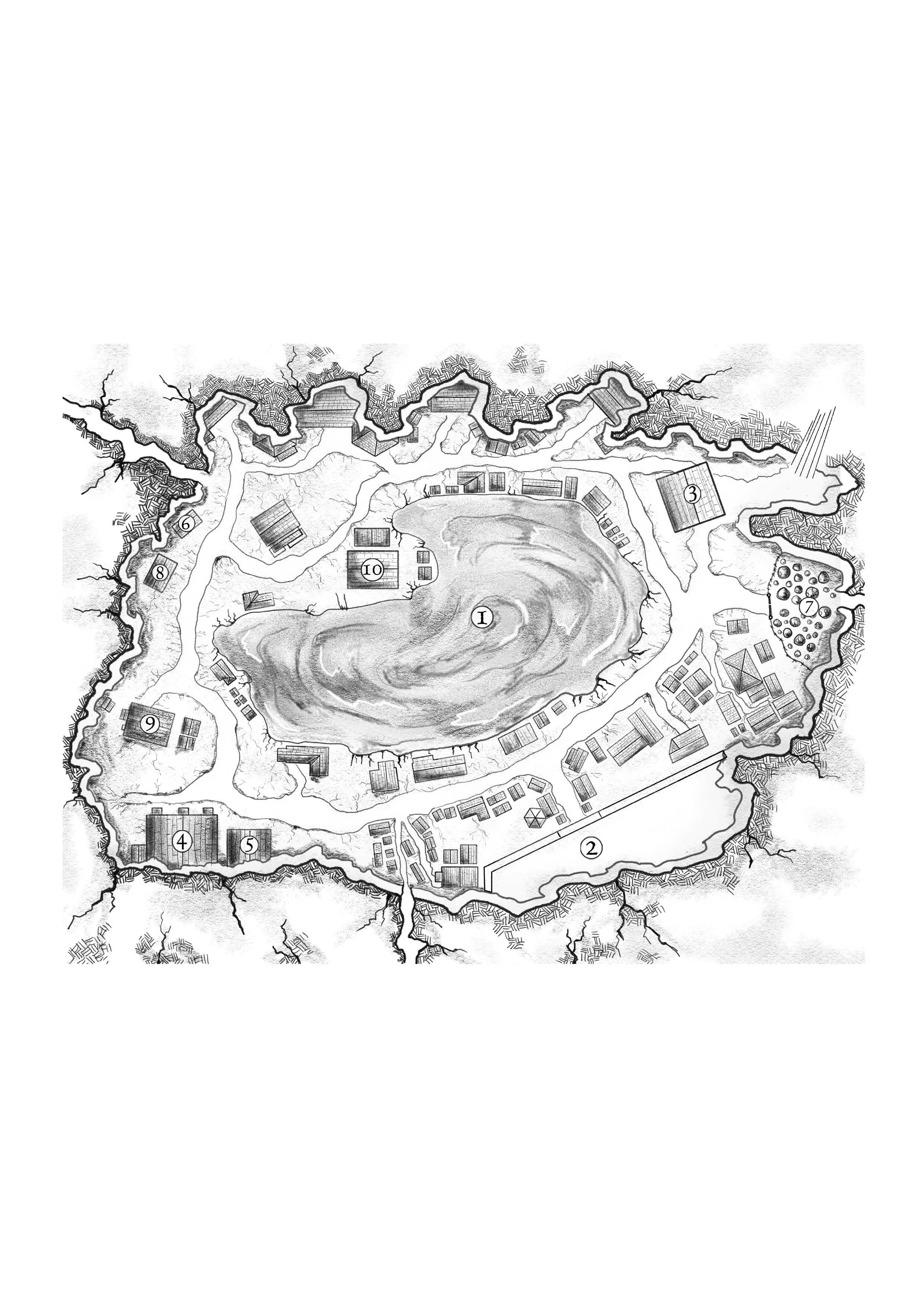 Village Map Download Village Map Underground Lake