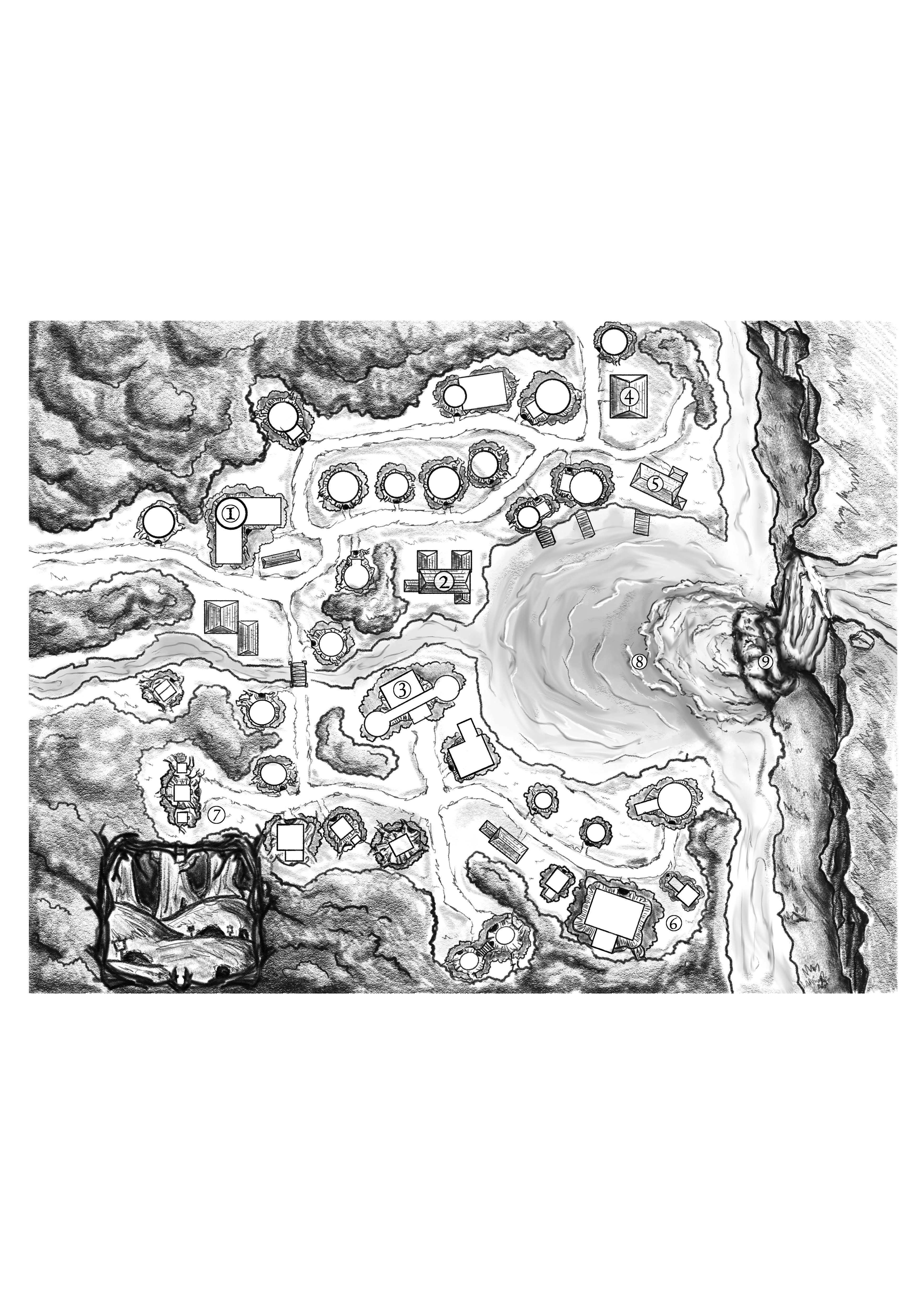 Village Map Download Village Map Elf Village
