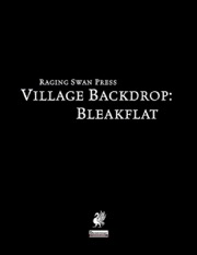 Village Backdrop: Bleakflat (PFRPG) PDF