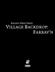 Village Backdrop: Farrav'n (PFRPG) PDF