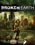 Broken Earth Player's Guide (Savage Worlds) PDF