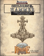 Children of the Hammer: A Guide to the Clockwork Elves and Dwarves of Rhune (PFRPG) PDF