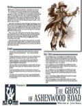 The Ghost of Ashenwood Road (PFRPG) PDF