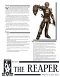 Storm Bunny Presents: The Reaper (PFRPG) PDF