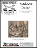 Dodeca Decor (PFRPG) PDF