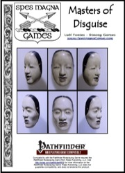 Masters of Disguise (PFRPG) PDF
