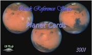 Quick Reference Series: Planet Cards PDF