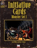 Initiative Cards: Monster Set 1 (OGL) PDF