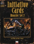 Initiative Cards: Monster Set 2 (OGL) PDF