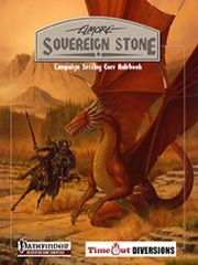 Sovereign Stone Campaign Setting Core Rulebook (PFRPG) PDF
