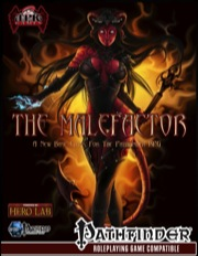 The Malefactor (PFRPG)