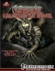 Grave Undertakings: The Tomb of Caragthax the Reaver (PFRPG) PDF