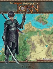 The World of Torn—Character Pack: LaCroix (PFRPG) PDF