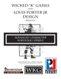 Advanced Character Portfolio (PFRPG) PDF