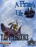 Tattlebox #3: A Pirate's Life (PFRPG) PDF