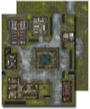 GameMastery Flip-Mat: Village Square