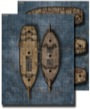 GameMastery Flip-Mat: Pirate Ship