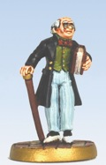 Doctor Lucky Promotional Miniature
