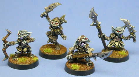Paizo Com Pathfinder Miniatures Goblin Warriors 4