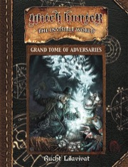 Witch Hunter 2nd Edition: Grand Tome of Adversaries -  Paradigm Concepts