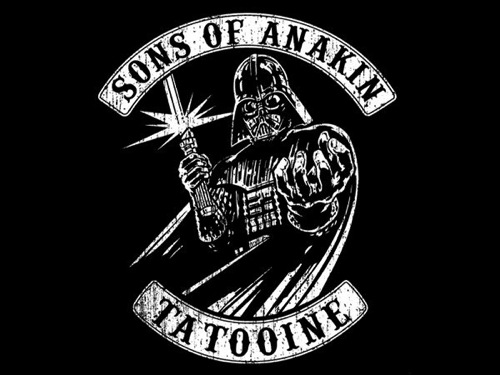 Sons of Anakin SOA T-Shirt