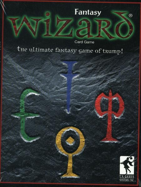 fantasy wizard card game online