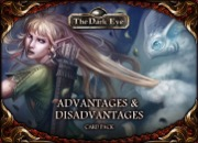 Advantages and Disadvantages Card Pack: The Dark Eye RPG -  Ulisses Spiele