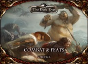 Combat and Special Abilities Card Pack: The Dark Eye RPG (T.O.S.) -  Ulisses Spiele