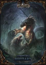 Aventurian Bestiary Hardcover: The Dark Eye RPG (T.O.S.) -  Ulisses Spiele