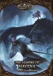 The Vampire of Havena: The Dark Eye RPG (T.O.S.) -  Ulisses Spiele