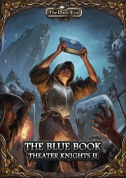 The Blue Book: Theater Knights Campaign Part 2: The Dark Eye RPG -  Ulisses Spiele