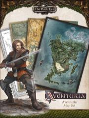 Aventuria Map Set: The Dark Eye -  Ulisses Spiele