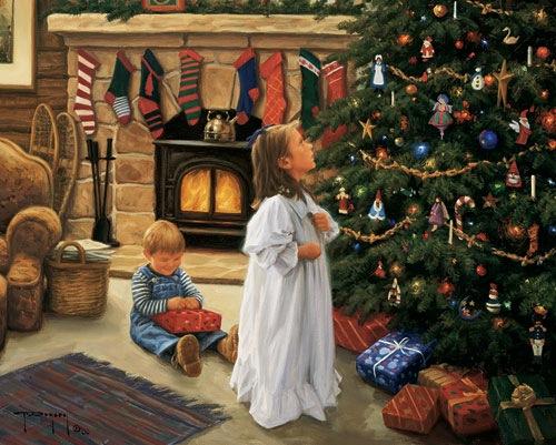 O Christmas Tree Puzzle. White Mountain Puzzles