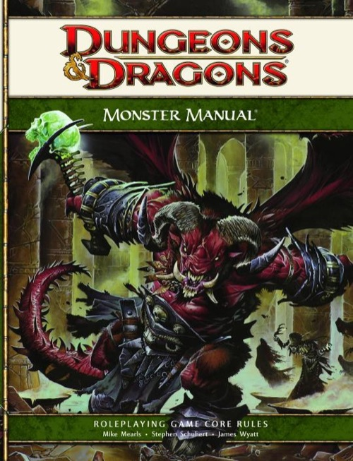 Dungeons and dragons 4th edition monster manual 3 | pdf flipbook.