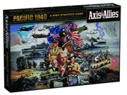 Hasbro: Axis and Allies Pacific: 1940 2nd Edition