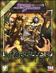 Cover of Morrick Mansion
