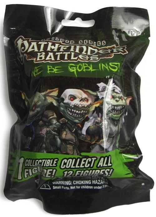Paizo Com Pathfinder Battles Builder Series We Be Goblins