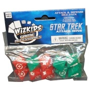 Star Trek Attack Wing: Star Trek Attack Wing: Attack and Defense Dice Pack